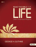 Read the Bible for Life: Dvd Leader Kit