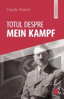 Totul despre Mein Kampf [Pdf/ePub] eBook