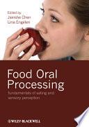 Food Oral Processing Book PDF