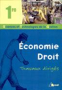 Économie - Droit, travaux dirigés