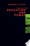 """""""Education and Power"""" by Michael W. Apple"""