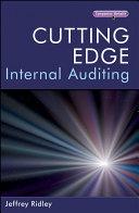 Cutting Edge Internal Auditing [Pdf/ePub] eBook