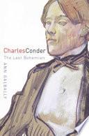 """Charles Conder: The Last Bohemian"" by Ann Galbally"