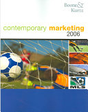 Cover of Contemporary Marketing 2006