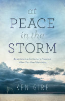 At Peace in the Storm ebook