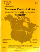 Cleartype Business Control Atlas of the United States  including Alaska and Hawaii  and Canada
