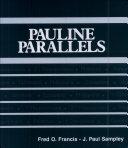 Pauline Parallels