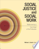 Cover of Social Justice and Social Work