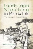 Landscape Sketching in Pen and Ink [Pdf/ePub] eBook