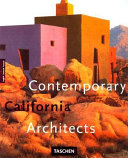 Contemporary California architects