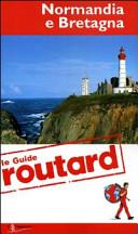 Guida Turistica Normandia e Bretagna Immagine Copertina