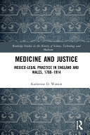 Medicine and Justice ebook