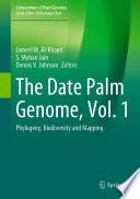 The Date Palm Genome  Vol  1