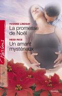 Pdf La promesse de Noël - Un amant mystérieux (Harlequin Passions) Telecharger