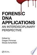 Forensic DNA Applications Book