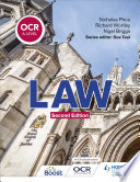 Ocr A Level Law Second Edition