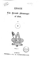 Enoch  the Second Messenger of God