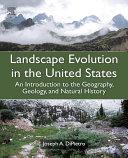 Landscape Evolution in the United States Pdf/ePub eBook