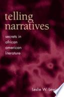 Telling Narratives Book PDF