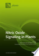 Nitric Oxide Signaling in Plants