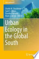 Urban Ecology in the Global South