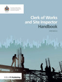 Clerk of Works and Site Inspector Handbook Pdf/ePub eBook