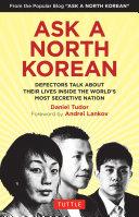 Ask A North Korean Book