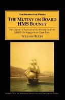 The Mutiny on Board H M S  Bounty