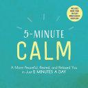 5 Minute Calm