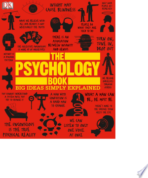 The+Psychology+BookThe Psychology Book clearly and simply explains more than one hundred groundbreaking ideas of the great scientists and thinkers who contributed to the development of psychological thought. Using easy-to-follow graphics and artworks, succinct quotations, and thoroughly accessible text, The Psychology Book makes abstract concepts concrete. The Psychology Book includes innovative ideas from ancient and medieval thinkers ranging from Galen and Rene Descartes to the leaders of psychotherapy, such as Sigmund Freud and Abraham Maslow. The voices that continue to shape modern psychology, from Nico Fridja to David Rosenhan, are also included, giving anyone with an interest in psychology an essential resource to psychological thinking and history. The Psychology Book includes: - More than 100 key ideas and principles in psychology, from antiquity to present day - Brief biographies and context boxes to give the full historical context of each idea - A reference section with a glossary of psychological terms and a directory of psychology's great thinkers The clear and concise summaries, graphics, and quotations in The Psychology Book will help even the complete novice understand the fascinating world of psychological thought.