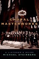 Choral Masterworks