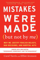 Mistakes Were Made (but Not by Me) Third Edition [Pdf/ePub] eBook