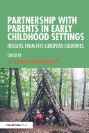 Partnership with Parents in Early Childhood Settings