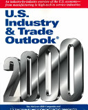 The United States Industry and Trade Outlook 2000
