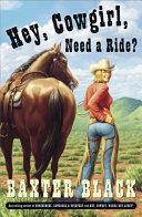 Pdf Hey, Cowgirl, Need a Ride?