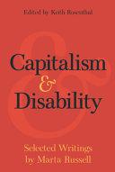 Capitalism & disability