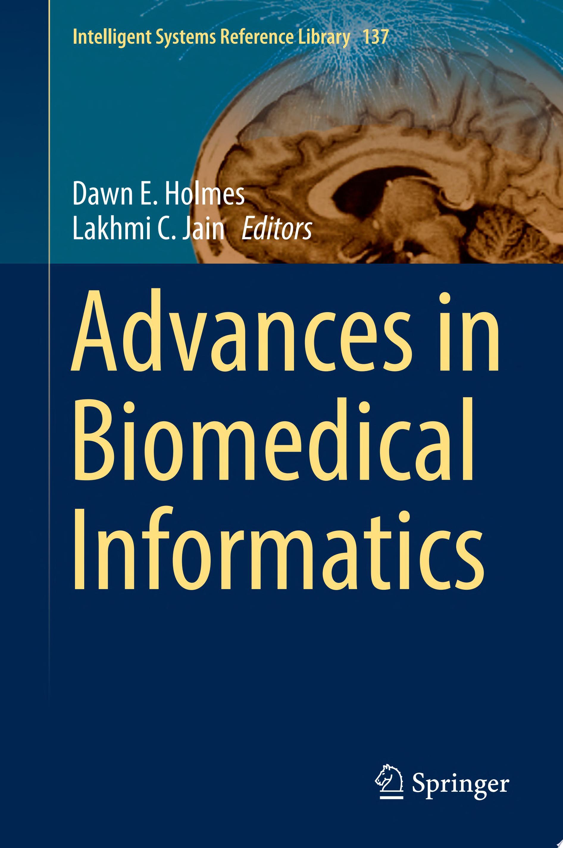 Advances in Biomedical Informatics