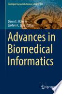 Advances in Biomedical Informatics Book