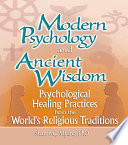 Modern Psychology And Ancient Wisdom