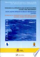 Coastal aquifers intrusion technology   mediterranean countries Book