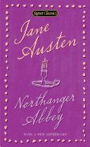 Northanger Abbey ebook