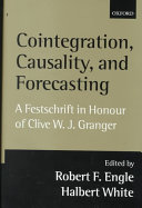 Cointegration, Causality, and Forecasting