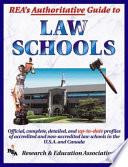 Rea S Authoritative Guide To Law Schools