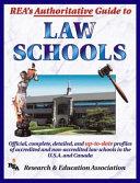 REA's Authoritative Guide to Law Schools