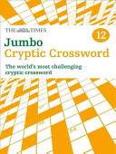 The Times Jumbo Cryptic Crossword Book 12