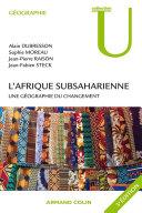 Pdf L'Afrique subsaharienne Telecharger