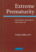 Cover of Extreme Prematurity