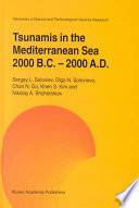 Tsunamis in the Mediterranean Sea 2000 B.C.-2000 A.D.