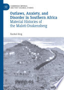 Outlaws Anxiety And Disorder In Southern Africa