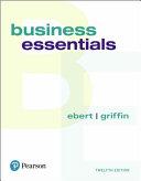 Business Essentials Book